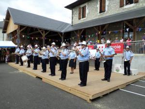 Musique départementale des sapeur pompier de Savoir